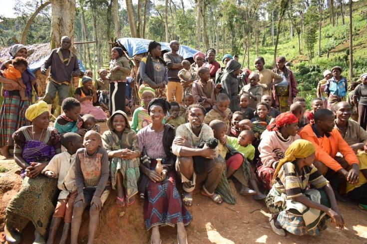 La afluencia de estos desplazados internos en una situación extremadamente vulnerable ha exacerbado las desigualdades existentes en Katasomwa, en el lado oriental de la República Democrática del Congo (RDC). Las tensiones entre las comunidades se material