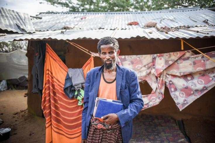 Mohamed fue secuestrado y torturado en muchas ocasiones en Somalia, dejándolo con un trastorno de estrés postraumático que le impide dormir bien. Actualmente, está siendo tratado en nuestra unidad de salud mental. Kenia, mayo de 2021