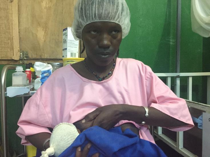 Poblaciones víctimas del conflicto en Mali