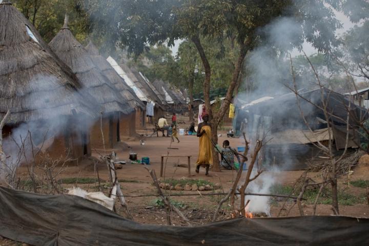 Refugiados de Sudán del Sur en Etiopía