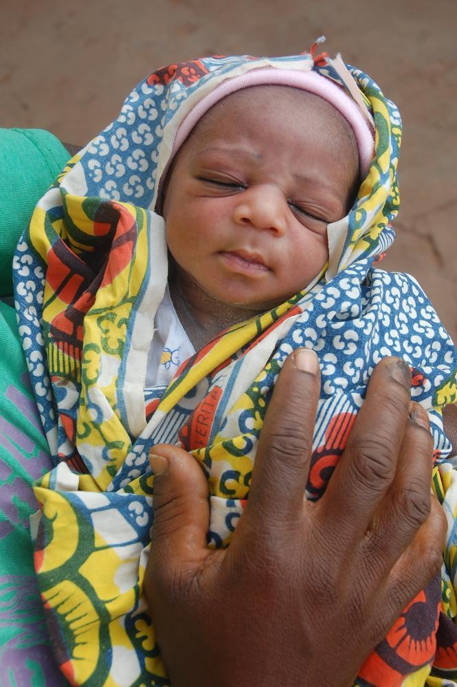 Primer bebé de 2019 Costa de Marfil