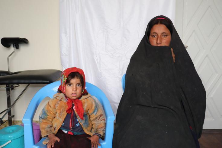 Atención en salud sexual y reproductiva en Afganistán