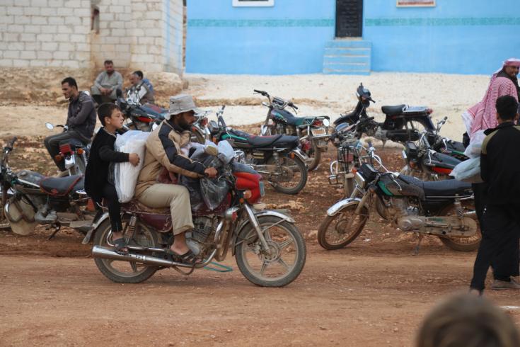 El noroeste de Siria ha sufrido múltiples oleadas de desplazamientos, la última a principios de 2020, cuando los combates en la región provocaron que cerca de un millón de personas huyeran a zonas más seguras.