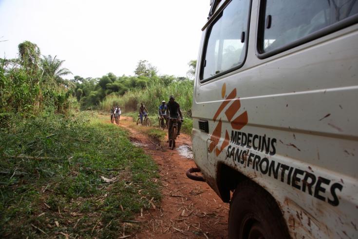 Día Mundial de la Bici Ébola