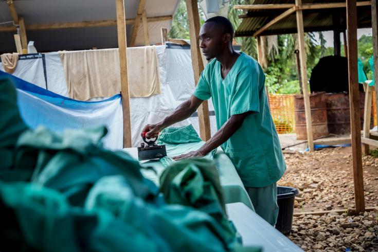 Formas de prevenir el contagio de Ébola