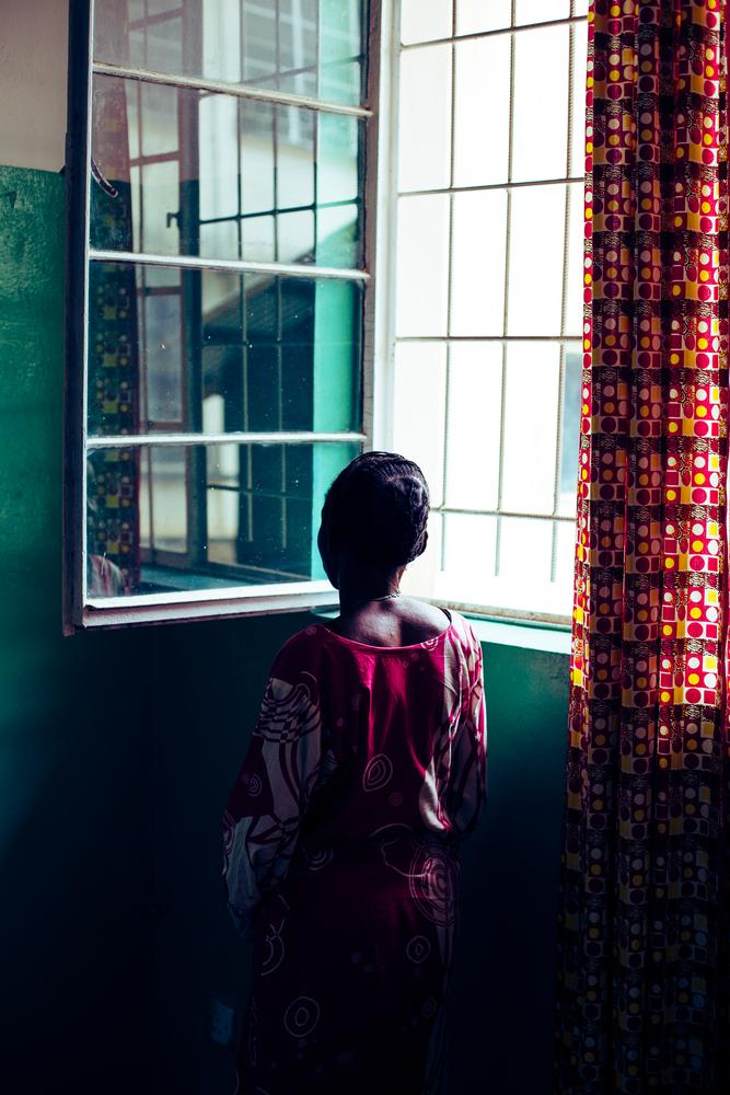 Atención a víctimas de violencia sexual en República Democrática del Congo