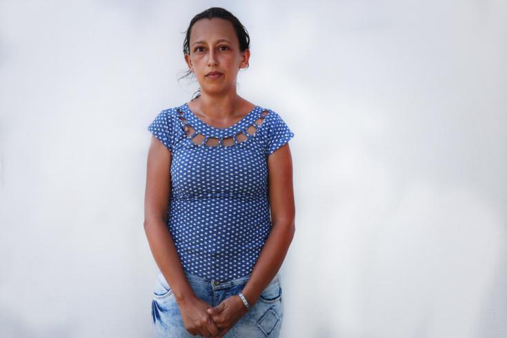 Yamileth Gómez tiene 30 años y trabajaba como profesora en Venezuela.