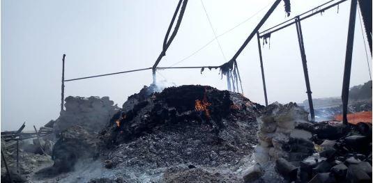 Oficina y farmacia de Médicos Sin Fronteras incendiada en Nigeria