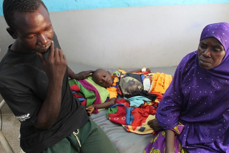 Testimonios de poblaciones en Mali