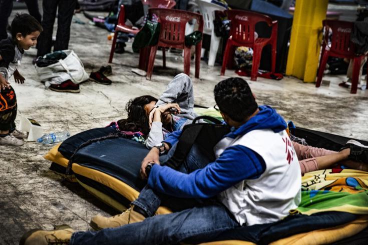 Maltrato a migrantes