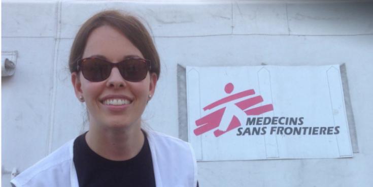 Atención en salud mental de MSF