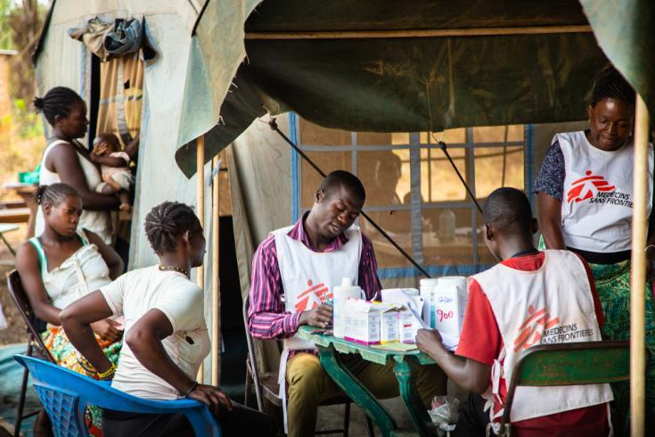 Médicos Sin Fronteras en Sudán del Sur
