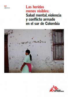 Informe - Colombia: Las heridas menos visibles