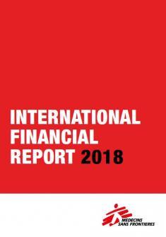 Reporte financiero internacional 2018
