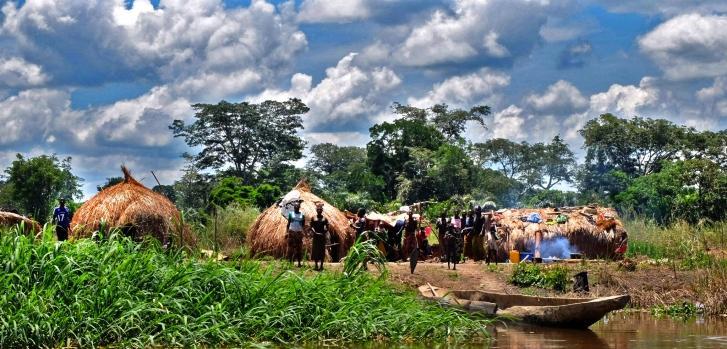 Miles de refugiados centroafricanos necesitan servicios básicos. © Tribalet Mélanie /MSF