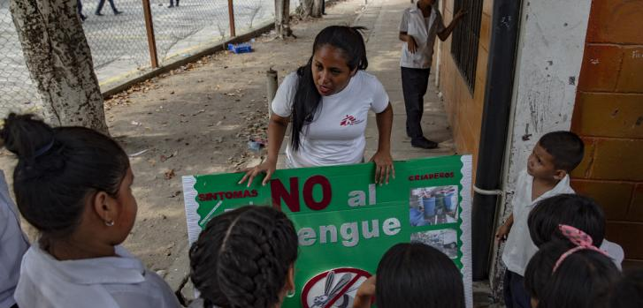 Continúa la epidemia de dengue en Honduras