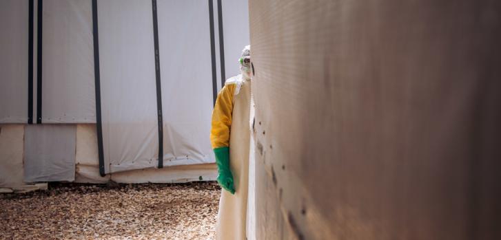 Epidemia de Ébola en República Democrática del Congo