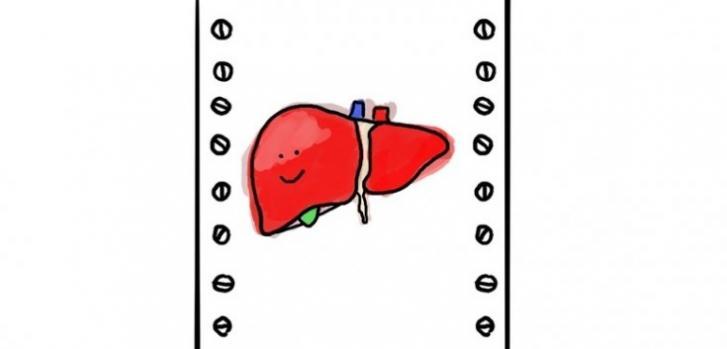 Ilustración de la Campaña de Acceso a los Medicamentos de Médicos Sin Fronteras sobre la necesidad de contar con medicinas genéricas asequibles y accesibles para todas las personas con Hepatitis C