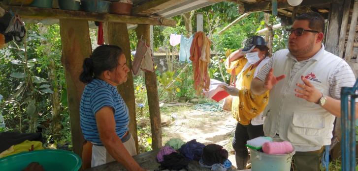 Epidemia de dengue en Honduras