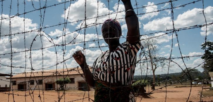 Prisión en Malawi ©Luca Sola 2015 para MSF