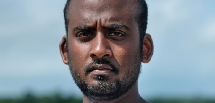 Arunn Jegan, coordinador de emergencias de MSF en Bangladesh.