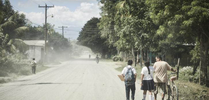 Violencia sexual en México y Honduras