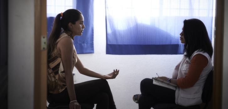 Atención integral a sobrevivientes de violencia sexual en México