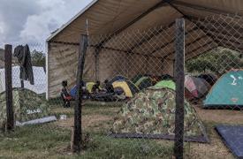 Entre los meses de enero y mayo, más de 15.000 migrantes han llegado a Panamá. Buena parte de las personas migrantes proceden de Haití y Cuba, a quienes se suman ciudadanos de diferentes países africanos francófonos, pakistaníes y yemeníes. Panamá, abril