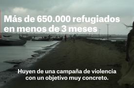 Claves para entender la crisis de los refugiados rohinghyas