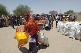 Crisis humanitaria en Níger