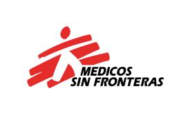 Logo de Médicos Sin Fronteras (MSF)