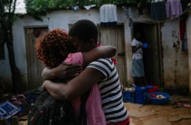 Trabajadoras sexuales luchan contra el VIH