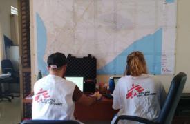 Tecnología para la respuesta de emergencia en ciclón Idai