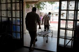 Casa del personal de Médicos Sin Fronteras en Yemen fue alcanzada por explosivos.