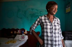 Medicamentos contra la tuberculosis y VIH