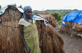 Desplazados internos en República Democrática del Congo