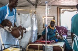 Malaria en Nigeria