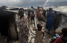 Enfermedad tuberculosis en Sudán del Sur