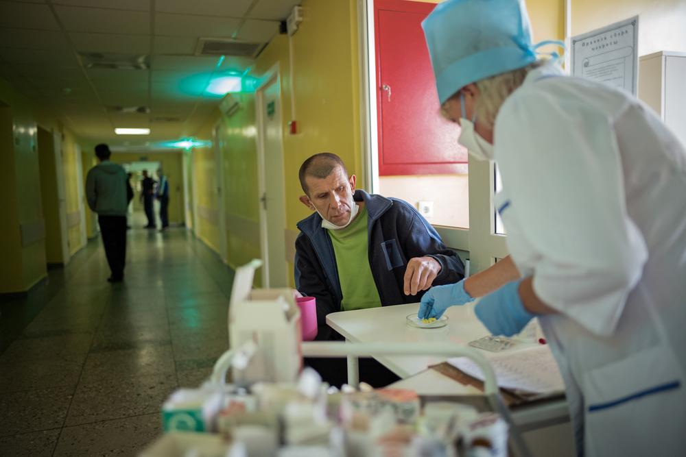 Tratamiento contra la tuberculosis